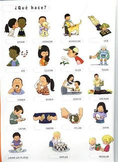 ✿ Spanish Learning/ Teaching Spanish / Spanish Language / Spanish vocabulary / Spoken Spanish ✿ Share it with people who are serious about learning Spanish! Spanish Lessons For Kids, Learning Spanish For Kids, Spanish Basics, Spanish Teaching Resources, Spanish Lesson Plans, Spanish Activities, Spanish Language Learning, Spanish Worksheets, Learning Italian