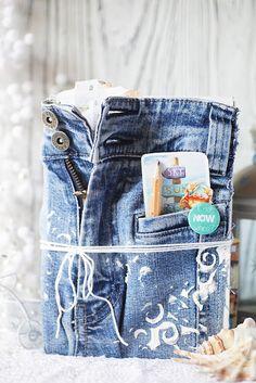 Блог Scrapberry's: Вдохновение со Scrapberry's: джинсовый альбом
