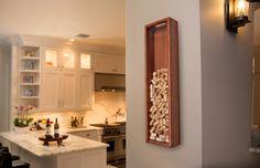 The Wine Cork Company - Distinctive Wine Cork Shadow Box decor for Homes, Bars, and Restaurants