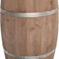 Custom wooden barrels are an attractive choice for storing large quantities of beer.