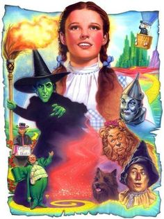the wizard of oz fan art | The Wizard of Oz - The Wizard of Oz Fan Art (6502697) - Fanpop ...