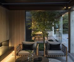 Suzanne Turley Landscapes - Pool Pavilion credits: Architectural concept design / Ermanno Cattaneo, SuzanneTurleyLandscapes Photography / Simon Devitt Photographer