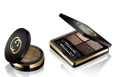 Neu Gucci Make up Nude Eyeshadow with Opulence combined