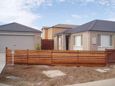 front fences