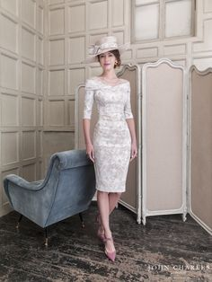 50277b57db36 Beautiful mother of the bride dresses from Nigel Rayment Boutique. Sale,  26425 T - John Charles 26425 T