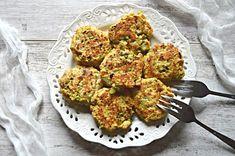 Fit kotlety z kurczaka z brokułem i curry | – Dietetyczne przepisy – Recipe Images, Tandoori Chicken, Cauliflower, Lunch, Vegetables, Ethnic Recipes, Curry, Food, Patio