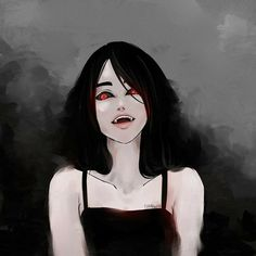 Arte Horror, Horror Art, Character Inspiration, Character Art, Pixiv Fantasia, Dark Art Drawings, Sad Art, Demon Girl, Creepy Art