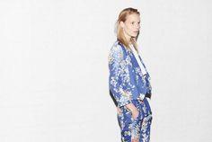 Zara dévoile un nouveau lookbook. Des habits simples pour un style épuré