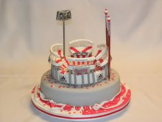 Dulce Denise: Estadio River Plate Cupcakes, Cake Decorating, Plates, Birthday, Desserts, Food, Carp, Messi, Ideas