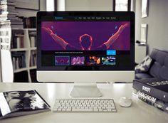 Kontrol A Music Theme for WordPress