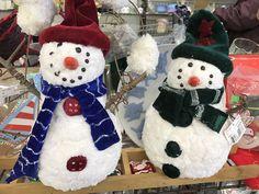 Happy snowmen!