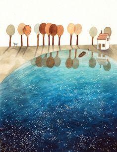 Gemma Capdevilan - Illustrations - Artists Inspire Artists