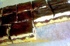 Diabetikus Duna hullám szelet Hungarian Recipes, Hungarian Food, Cajun Recipes, Cajun Food, Tiramisu, Ethnic Recipes, Georgia, Hungarian Cuisine, Tiramisu Cake