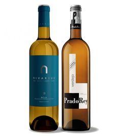 SELECCIÓN BLANCOS DE ESPAÑA (Nivarius 2013 y PradoRey Verdejo 2014). La Primavera es una gran oportunidad de disfrutar de los buenos vinos. Y para esta época del año es importante tener a mano los vinos blancos más adecuados: PradoRey Verdejo 2014, un blanco fragante, intenso, fresco. Y Nivarius 2013, un blanco diferente, en el que se ensamblan las variedades de uva tempranillo blanca (55%) y viura, criado durante 6 meses en fudres de roble francés.