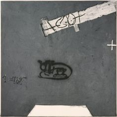 Antoni Tapies, Unknown on ArtStack #antoni-tapies #art