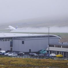 Vagar Airport Photo by @atlanticairways by myfaroeislands