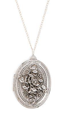 Roses locket