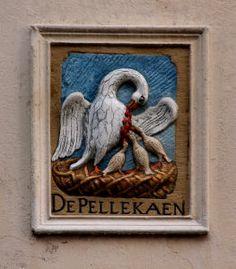 De Pellekaen, Rapenburgerplein, Amsterdam, na restauratie