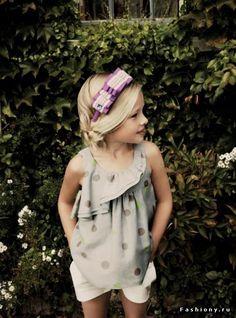 Gucci, Chistian Dior, Jean Paul Gaultier в детской моде 2012-2013