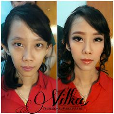 Before after makeup #beforeaftermakeup#makeuptransformation#koreanmakeup#partymakeup#makeupbyvilka#makeuptrending