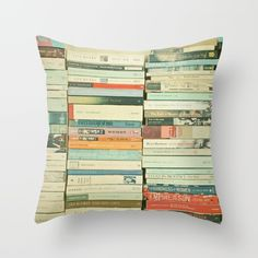 Buy Bookworm Throw Pillow by Cassia Beck. Worldwide shipping available at Society6.com. Just one of millions of high quality products available.