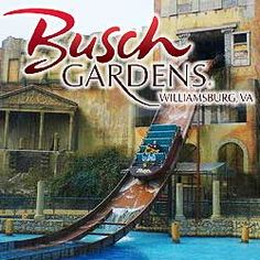 Busch Gardens Williamsburg. My favorite park. Love visiting the different countries. So beautiful & festive!