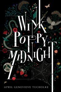 Livro Wink Poppy Midnight, de April Genevieve Tucholke