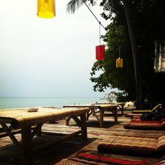 Zoe frenchy resort// ko phangan