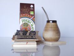 Yerba Mate and Lewy Sierpowy Bar - available  natural products in Osele