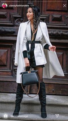 Cat Walk, Chic, Peacoats, Boots, Jackets, How To Wear, Outfits, Style, Beauty