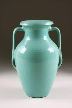 NC Pottery, Waymon Cole Porch Vase,