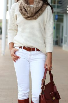 Winter Whites and Cognac