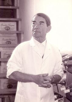 "André Tchelistcheff, known as ""the Maestro,"" was perhaps the most famous winemaker in American history."