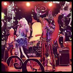 The Mad T Party, Disneyland, California Adventure, Alice in Wonderland, Disney