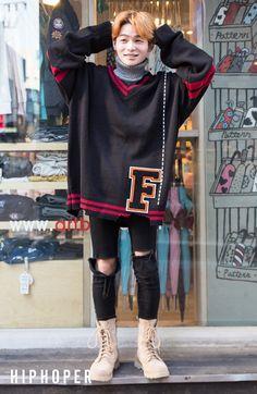 임재원 > Street Fashion | 힙합퍼|거리의 시작 - Now, That's Street