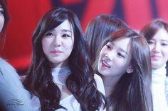 Snsd - Tiffany & Taeyeon #Taeny