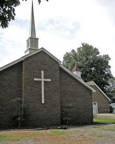 Chapman's Chapel Church of the Nazarene in Grundy County, Tenn.