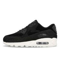 Nike WMNS Air Max 90 LX Black / Black / Dark Grey | 5Pointz
