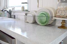 How to Make formica Countertops Look Like Granite | Hometalk