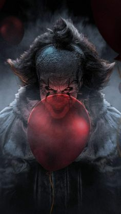 Pennywise... man that's awesome!