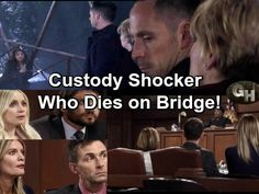 General Hospital Spoilers: Liv Forces Julian to Shoot Alexis - Judge Awards Full Custody of Charlotte, Heartbreak and Rage!   Celeb Dirty Laundry