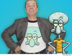 'SpongeBob SquarePants' Squidward Tentacles Busted for DUI
