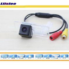CCD Night Vision / Car Rear Camera For Skoda Rapid Hatchback / Liftback 2013~2015 / Reversing Park Camera / Power Relay #Affiliate