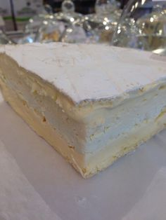Meet my newest creation. Triple cream Brie w/Garlic Flower centre. Now that's 'Serious' Flower Center, Brie, Centre, Cheesecake, Favorite Things, Meet, Cream, Kitchen, Cheesecakes