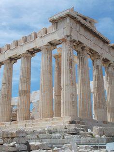 Partenone, Atene - Grecia