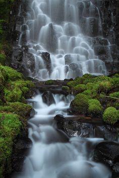 Munra Falls, Oregon