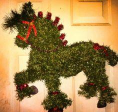 Full Horse wreath