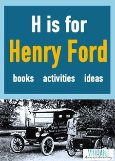 Awesome Ford 2017: H is for Henry Ford - Something 2 Offer  Social studies Check more at http://carsboard.pro/2017/2017/03/11/ford-2017-h-is-for-henry-ford-something-2-offer-social-studies/