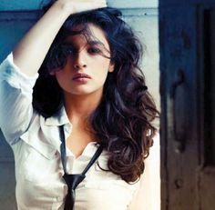 Alia Bhatt Hot Hairstyle