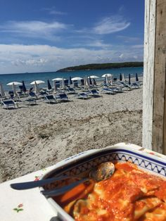 Tips on One of the Multiple Paradises in Italy, South of Sardinia (English only) Crystal Clear Water, Australia Living, Ravioli, Beautiful Beaches, Photo Credit, My Dream, Paradise, Wordpress, English